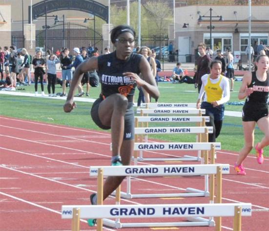 Makenzee Powell Aims To Continue Setting Records In Track